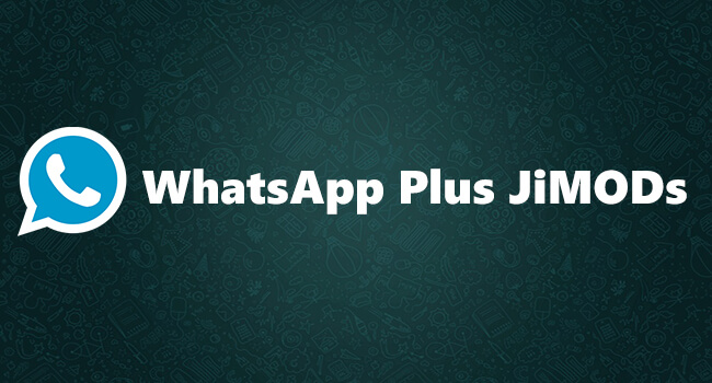 Download WhatsApp Plus JiMODs