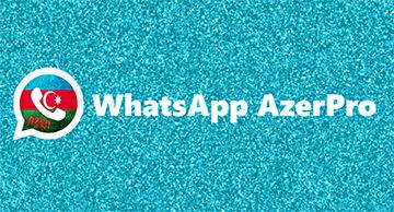WhatsApp AzerPRO Yüklə
